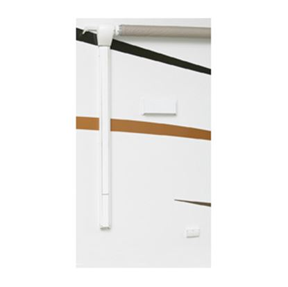 Picture of Carefree Eclipse Satin Adjustable Pitch Electric Awning Arm VX2350HW 00-1501