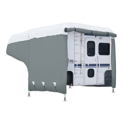 Picture of Classic Accessories PolyPRO (TM) 3 Polypropylene Water Resistant RV Cover For 10-12' Campers 80-037-153101-00 01-0385