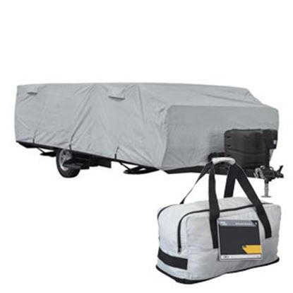 Picture of Classic Accessories PermaPro RV Cover For 12-14' Camper 80-403-161001-RT 01-0902
