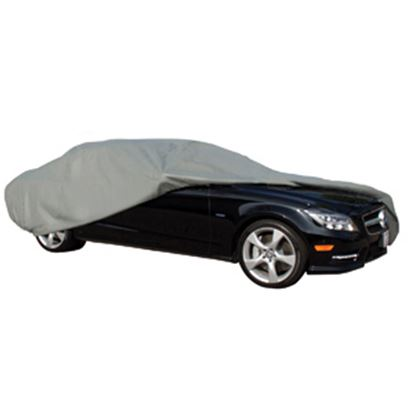 """Picture of ADCO  3 Layer Fabric Large Cover For Universal 16' 9""""-19'L Car 30703 01-1285"""