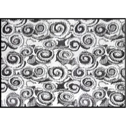 Picture of Camco  8' x 16' Charcoal Swirl Reversible Camping Mat 42843 01-2953