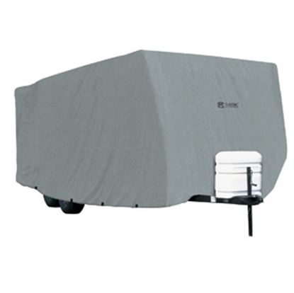 Picture of Classic Accessories PolyPRO (TM) 1 Polypropylene Water Repellent RV Cover For 22-24' Travel Trailers 80-176-161001-00 01-3742
