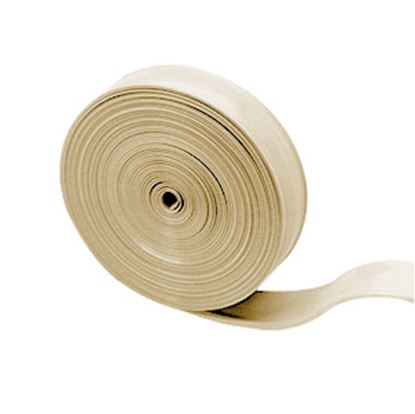 """Picture of AP Products  Colonial White Vinyl 1""""W X 1000'L Trim Molding Insert 011-313 02-0067"""