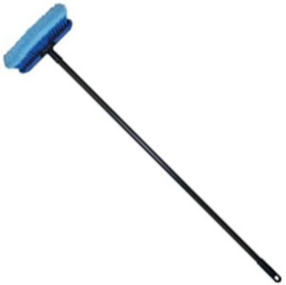 """Picture of Carrand  10"""" Car Wash Brush Head w/ 48"""" Handle 93119 02-0085"""
