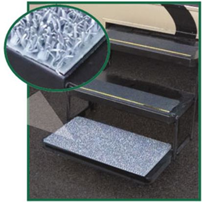 Picture of Safety Step Sand Away Charcoal Fits All 8 x 22 Stow-Away Entry Step Rug SA08-00 04-4653