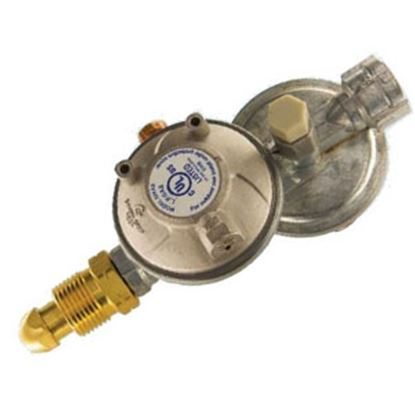Picture of Cavagna  Excess Flow Pol Inlet w/ Horizontal Vent, Boxed 52-A-490-0021 06-0826