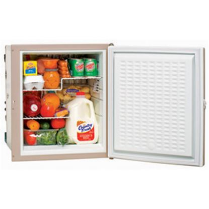 """Picture of Norcold  1.7CF 3-Way 17-1/2""""W Refrigerator/ Freezer 323TR 07-0058"""