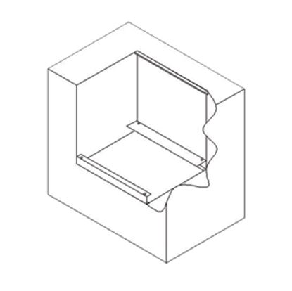 Picture of Dometic  Stove Trim Kit 52906 07-0118