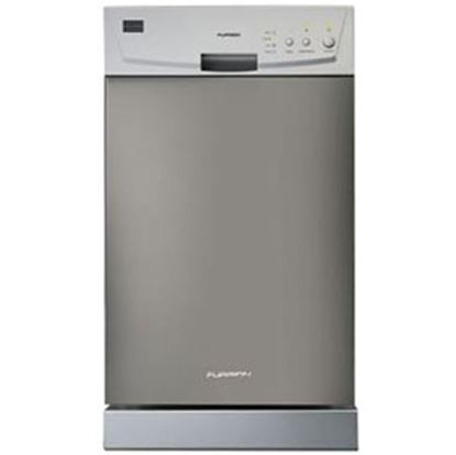 Picture of Furrion  120V Stainless Steel Under Counter Built In Dishwasher 381569 07-3203