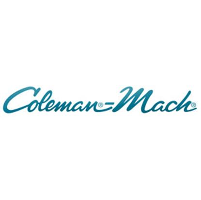 "Picture of Coleman-Mach  10"" Dia Air Conditioner Duct Collar 6633-6151 08-0032"