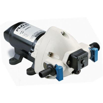 Picture of Flojet  12V 2.9 GPM 50 PSI Fresh Water Pump 03526144A 10-0109
