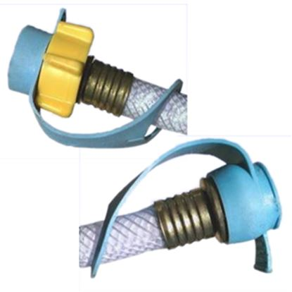 Picture of Leisure Time  2-Pack Fresh Water Hose Cap w/o Lanyard 15999 11-0025