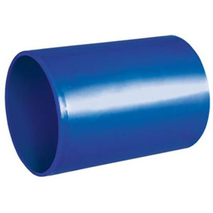 Picture of Prest-o-Fit Blue Line (R) Blue Sewer Hose Connector 1-0003 11-0281