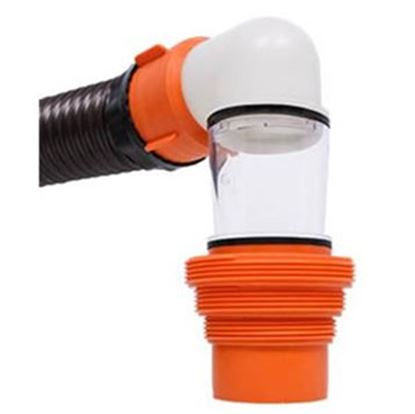 Picture of Camco  4-IN-1 Extension Sewer Hose Connector 39735 11-0555