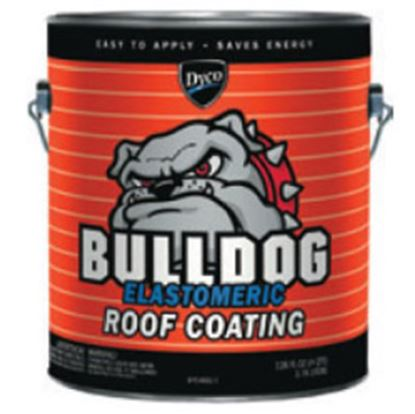 Picture of Dyco Paints Bulldog 5 Gal White Roof Coating DYC460/5 13-0189