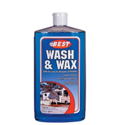 Picture of BEST Products  32 Ounce Concentrate Car Wash And Wax 60032 13-0339