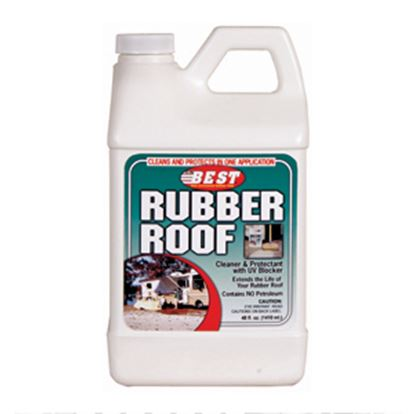 Picture of BEST Products  48 Ounce Jug Rubber Roof Cleaner 55048 13-0490