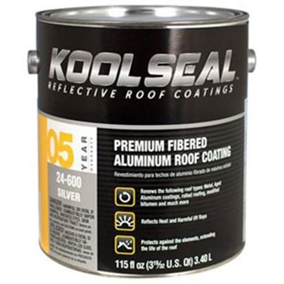 Picture of Kool Seal  0.9 Gal Can Silver Roof Coating For RV Roof KS0024600-16 13-0807