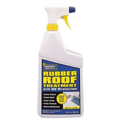 Picture of Protect All  32 OZ Trigger Spray Bottle Rubber Roof Protectant 68032CA 13-0862
