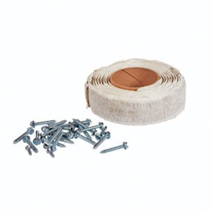 Picture of Camco  Gray Putty Tape Metal Roof Vent Installation Kit 25003 13-0921