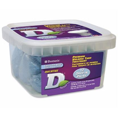 Picture of Dometic D (TM) Line 12-Pack 1.5 Oz Holding Tank Treatment D1110001 13-0948