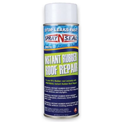 Picture of SticknBond SpraynSeal (TM) White 16 Oz Can Roof Sealant 60030 13-1430