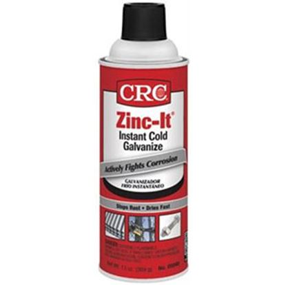 Picture of CRC Zinc-It (R) 13 oz Aerosol Can Instant Cold Galvanize Spray 05048 13-1706