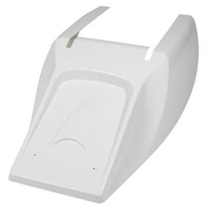 Picture of Trailair  White ABS Plastic Fifth Wheel Trailer Hitch Pin Box Cover 301458 14-1516