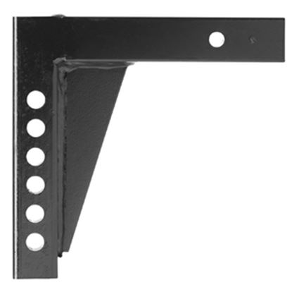 """Picture of Fastway e2 (TM) 12""""L x 10"""" Rise x 6"""" Drop Weight Distribution Hitch Shank 92-02-4214 14-5615"""