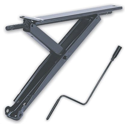 "Picture of BAL  2/Pack 19"" 1000 Lb Manual Trailer Stabilizer Jack 23026 15-0409"