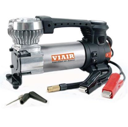 Picture of Viair  120 PSI Battery Clamps Portable Air Compressor 00088 15-0535