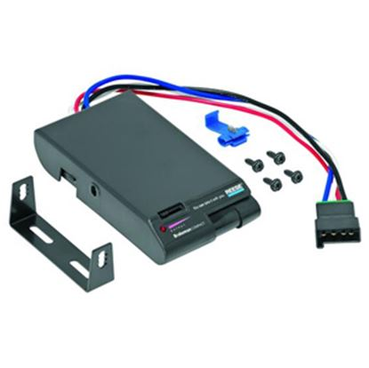 Picture of Reese Brakeman Compact LED Indicator Trailer Brake Control for 4 Brakes 83501 17-0025