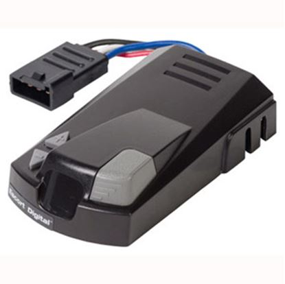 Picture of Husky Towing Escort LED Trailer Brake Control for 4 Brakes 31898 17-0688