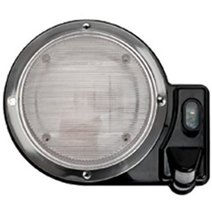 Picture of Starlights  Black Round Porch Light 016-SL2000B 18-0004