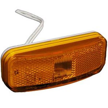 Picture of RV Designer  Amber Winnebago Style Clearance Light E387 18-0417