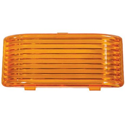 Picture of Arcon  Amber Lens For Arcon Porch/Utility Lights 18107 18-0778