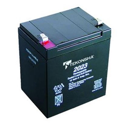 Picture of Tekonsha  12 Volt Gel Cell Battery for Break-Away Kit 2023 18-1259