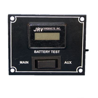 Picture of JRV Products  LCD Battery Meter A7312BL 18-1361