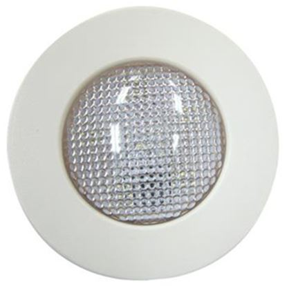 "Picture of ITC  3""Dia White 10 To 14 Volts/ 1.24 Watts LED Hitch Light 69667-D 18-1464"