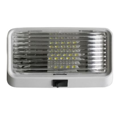 Picture of Diamond Group  Clear Lens Porch Light w/Switch DG52723VP 18-2355