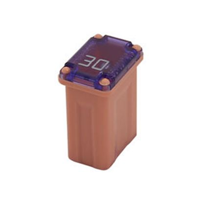Picture of Bussman  25A FMM Micro Female Fuse FMM-25 19-0230