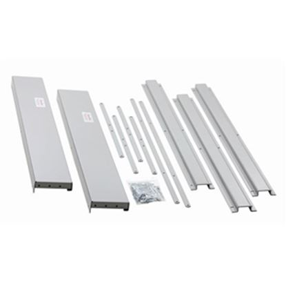 """Picture of Kwikee  44"""" Cargo Slide Trim Kit 370755 19-0711"""