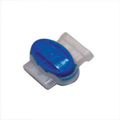 Picture of AP Products  20-Pack 22-14 Ga Self-Stripping Butt Connector 014-122084-20 19-1185