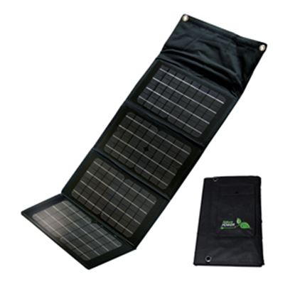Picture of Nature Power  40W 2.2A Portable Solar Kit 55040 19-1538