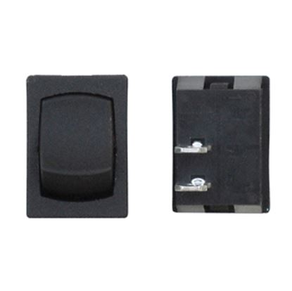 Picture of Diamond Group  Black 125V/ 16A SPST Mini Rocker Switch For Water Pumps DG218VP 19-2081