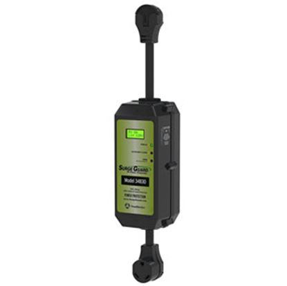 Picture of Surge Guard  30A Portable Surge Protector w/LCD Display 34830 19-2545