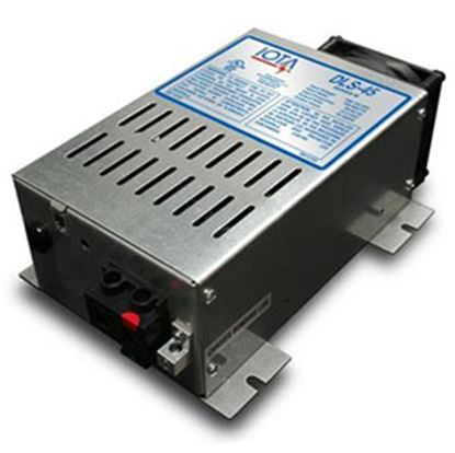 Picture of IOTA DLS Series 45 amp Deck Mount Converter/Charger DLS-45 19-2576
