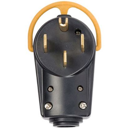 Picture of Arcon  50A Male Power Cord Plug End 19186 19-3358