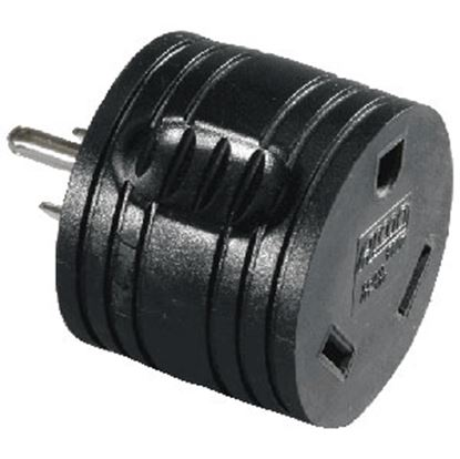"""Picture of Arcon  18"""" 30A Male Pigtail Power Cord Adapter 13218 19-3722"""