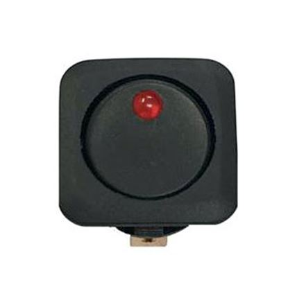 Picture of Battery Doctor  20A Lighted Rocker Switch 20550 19-3903